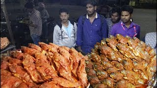 South Indian Street Food Tour Mettur Special | Street Food in India Best Seafood