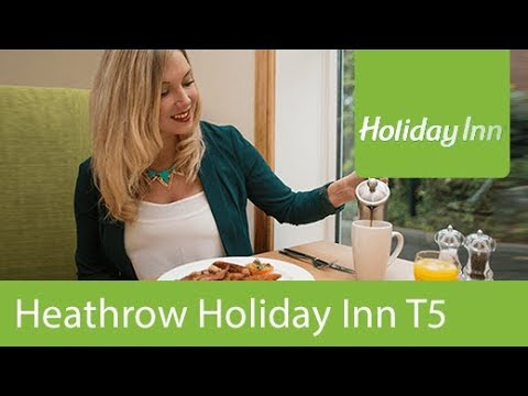 Heathrow Holiday Inn T5 Room | Holiday Extras