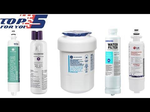 Top 5 Best Refrigerator Water Filters of 2018