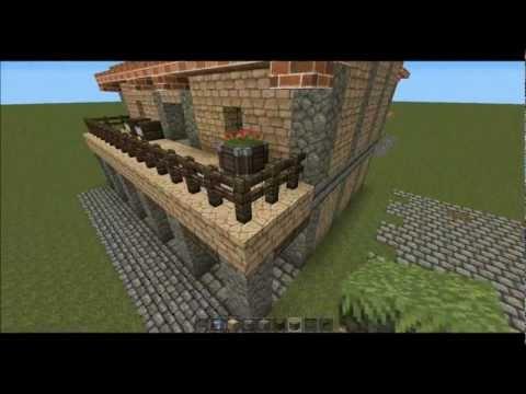 Romans 101, Insulae (Apartment) Minecraft Building Tutorial