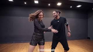 Melvin Louis | Krystle D'Souza | Naznina | Fittrat Dance Video | ALTBalaji