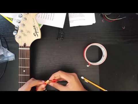 How to make a GOOD DIY capo [NO PENCIL] [CHEAP]