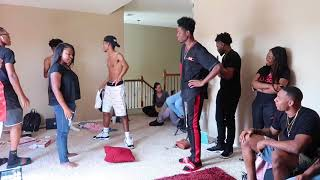 I WANNA BE A MALE DANCER PRANK ON ROOMMATES!!!
