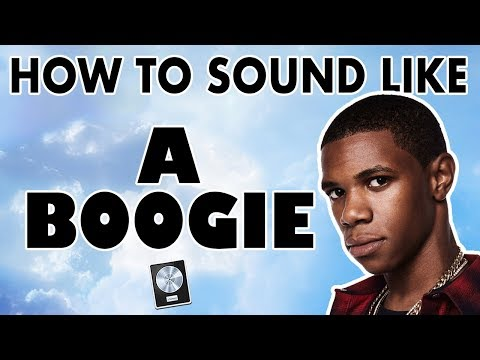 How to Sound Like A BOOGIE WIT DA HOODIE -