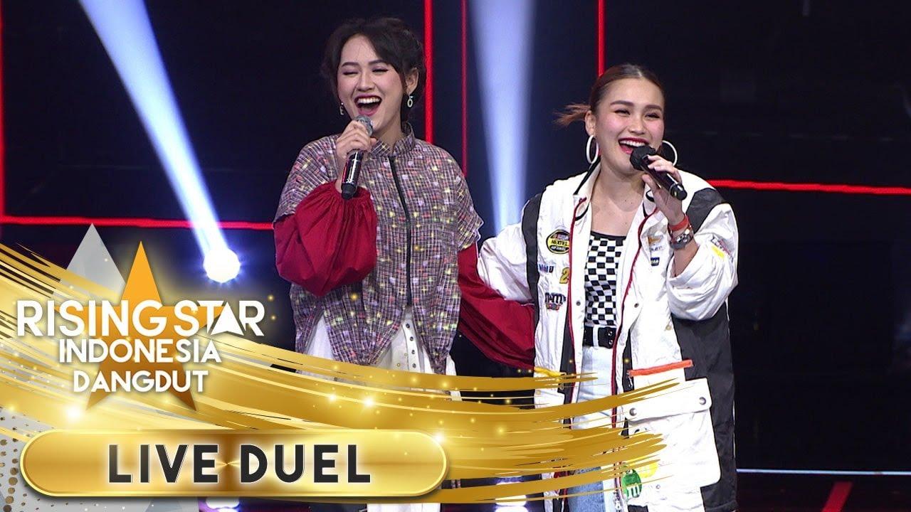 Download Ayu Ting Ting Feat Happy Asmara [BUKAN CINTA BIASA] | Live Duel | Rising Star Indonesia MP3 Gratis