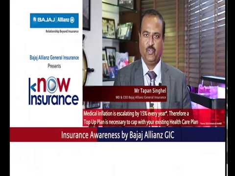 Bajaj Allianz GIC || KNow Insurance|| Medical Insurance