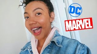 BEST AUDITION EVER (Auditioning for Marvel & DC!)