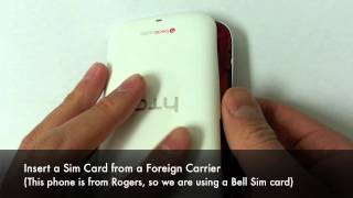 How To Unlock Htc Desire C Network By Unlock Code In Minutes Rogers F