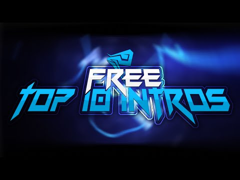 TOP 10 FREE Gaming Intro Templates 2015 - Cinema 4D, After Effects, Blender