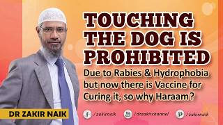 Touching the Dog is Prohibited Due to Rabies & Hydrophobia but now...