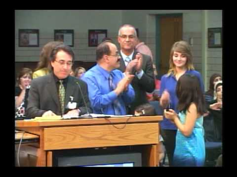 May 28 2013 Board Report Bully Essay Contest