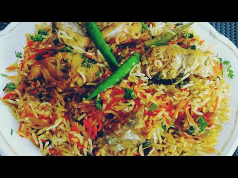 FISH BIRYANI FOR RAMADAN || How To Make || Sanobar's Kitchen