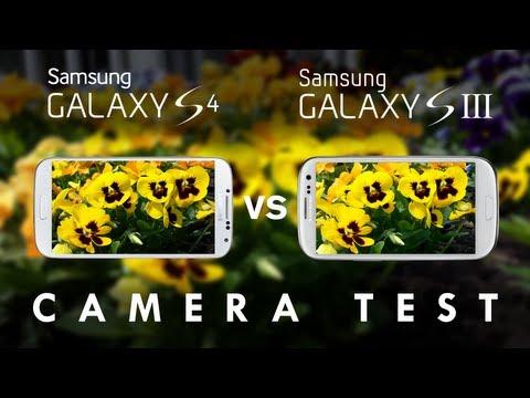 Galaxy S4 vs Galaxy S3 - Camera Test Comparison