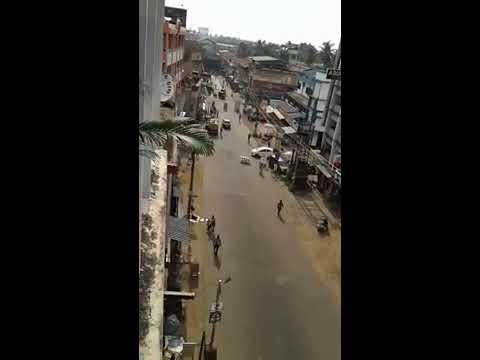 Guruvayur Temple View from Hotel Kerala walking distance