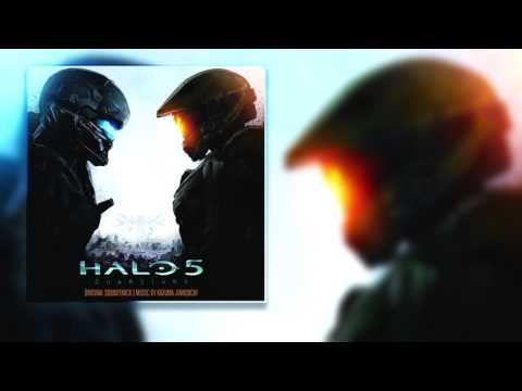 Halo 5 Guardians Soundtrack OST  CD1   10 Unearthed