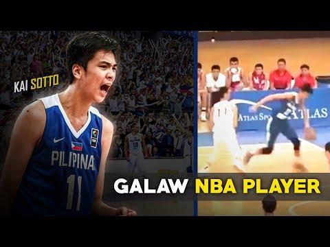 Ano Ang Mga Na-IMPROVE ni Kai Sotto ngayong 2018? | Galaw NBA Player na?