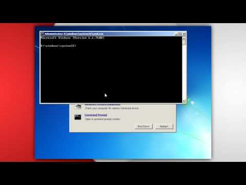 Windows 7: Removing Linux, Fixing Boot Problems