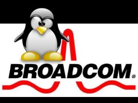 Installing || Broadcom Wifi Driver || Kali linux 2018.1