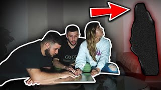 WE CAUGHT THE GHOST ON CAMERA! *Shadows & Voices*