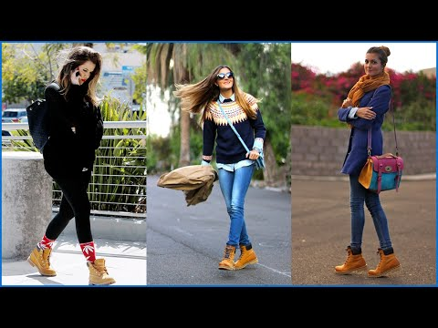 How to Wear Cute Outfits with Timberland Boots for Girls