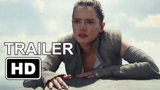 Star Wars 8 The Last Jedi Japanese Trailer (2017) Mark Hamill, Daisy Ridley Sci-Fi Movie HD