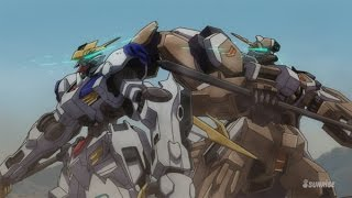 GUNDAM IRON-BLOODED ORPHANS AMV Disturbed - Down With The Sickness