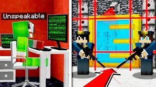 Hacking Into The Most Secure Minecraft Bank!