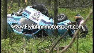 Mourne Rally 2009 (FlyinFinnMotorsport)