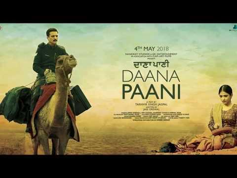 Interview With Jimmy Shergill - Punjabi Movie Daana Paani II Releasing on 4th May II 2018