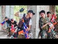 LTT Nerf War : SEAL X Warriors Nerf Guns Fight Criminal Group Rescue Captain Mission Impossible