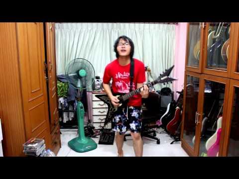 แป๊ะ Syndrome - Sweet Child O' Mine  Guns N' Roses Guitar Cover Half Song