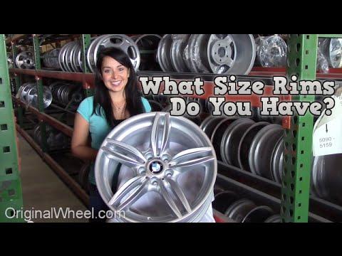 How to Determine your Wheel Size - OriginalWheel.com