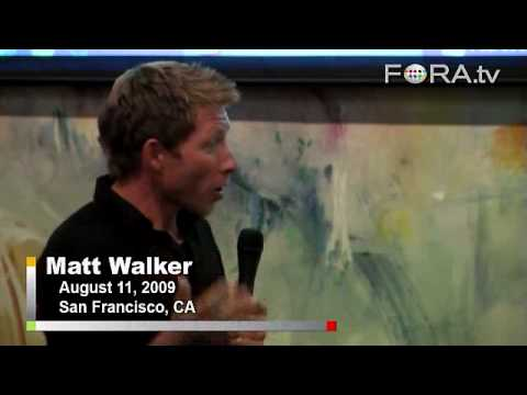 Poor Sleep a Factor in Alzheimer's and Dementia? - Matt Walker