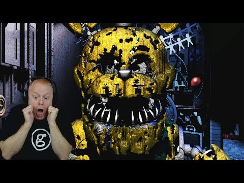 THEY ALL WANT A PIECE OF ME | POST SHIFT - AGGRESSIVE MODE | FNAF