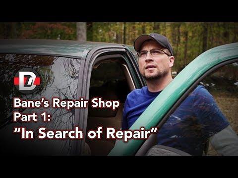 Bane's Repair Shop - Part 1: In Search of Repair - Dark Knight Rises Parody