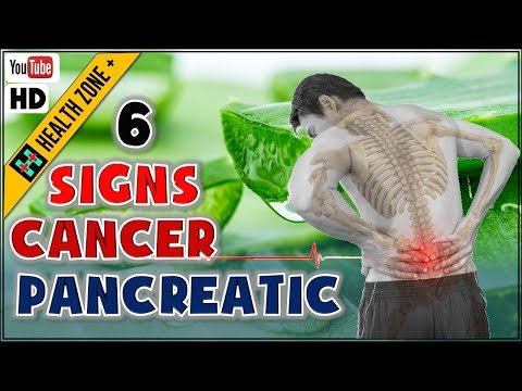 6 Warning Signs and Symptoms of Pancreatic Cancer, No 5 is Shocking