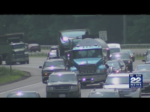 Heavy traffic expected for drivers returning home from Memorial Day events