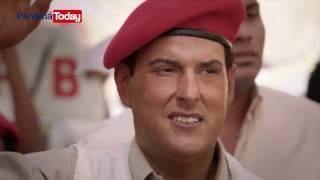 Andrés Parra: Es divertido trabajar la bipolaridad emocional de Chávez