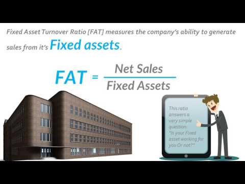 Business Management |  Fixed Asset Turnover Ratio   | Version 1.1