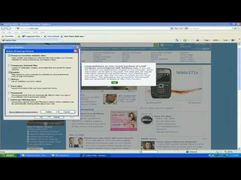 Computer Viruses & Security : How to Delete Yahoo! Cookies