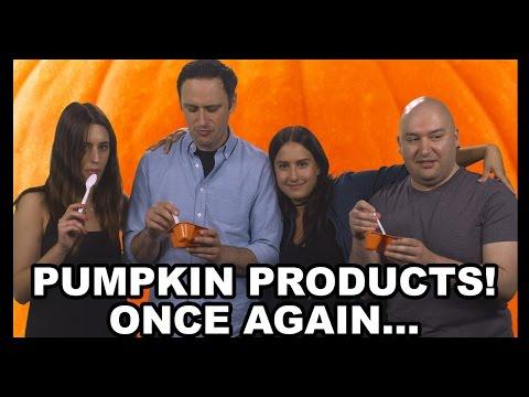 It's Pumpkin Spice O' Clock Again! Pumpkin Harvest Crisp Greek Yogurt Taste Test