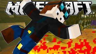 Minecraft | BEST JUMP EVER?! | Death Run Minigame