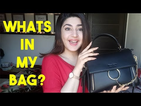 What's In My Bag?? | Glossips