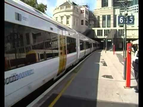 Trains In London VI: London Charing Cross (15th September 2010)
