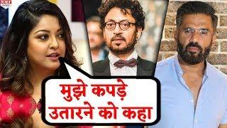 Tanushree ने फिर किया बड़ा खुलासा, इस Controversy में आया Irrfan- Suniel का नाम