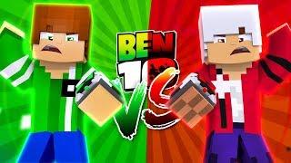 BEN 10 VS EVIL BEN 10 IN MINECRAFT! 😱