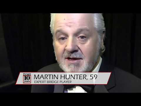 Zoomer meets Martin Hunter (CBF - Canadian Bridge Federation)