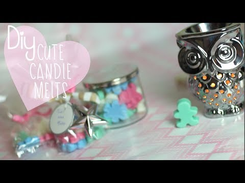 DIY Candle Melts | 2 ways | Gift Idea