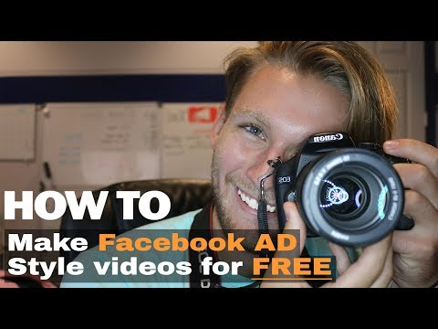 How to make Facebook Ad style videos for FREE! LUMEN5 Tutorial