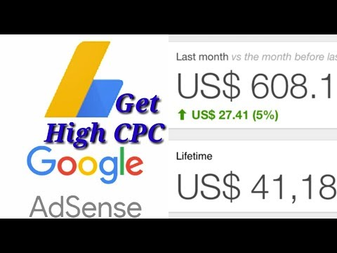 How to Increase Google Adsense Earning 2018 | Latest Trick